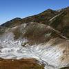 奥大日岳と地獄谷