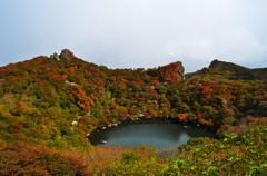 大船山・御池