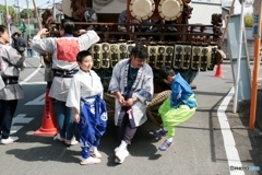 羽村の桜祭