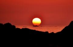 落陽~越前の海~
