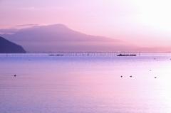琵琶湖春望