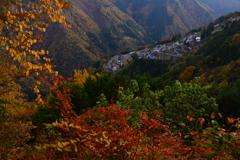 山里の晩秋