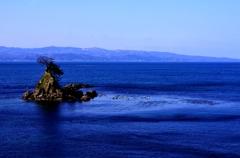岩陰の楽園