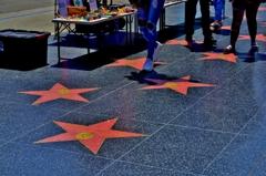 ハリウッド名声の歩道