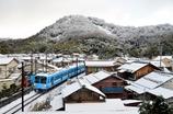 ガチャコン雪景色