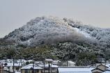 近江・佐和山雪景色