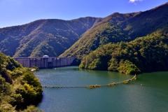 ダム湖白龍湖