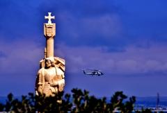カブリヨ像