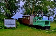 追憶の遠山森林鉄道