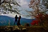 ひと時の山の秋