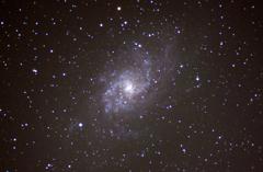 さんかく座銀河(M33)