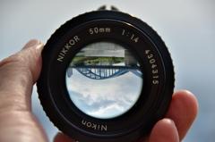 lensを透して