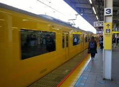 「KEIKYU YELLOW HAPPY TRAIN」(特別塗装列車運行)