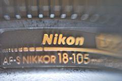 AF‐NIKKOR 18-105mm 1:3.5-5.6G ED