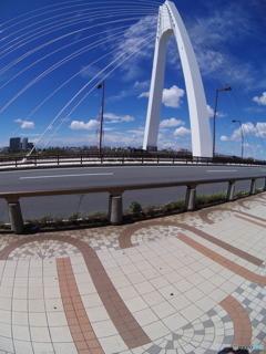 斜張橋を撮る!