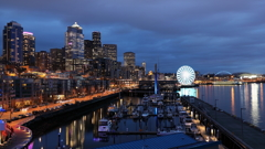 Waterfront of Seattle