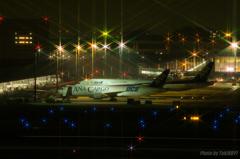飛行機夜景愛好会