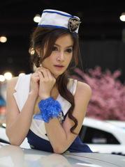 Pretty @ Bangkok Auto Salon-11