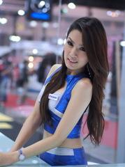 Pretty @ Bangkok Auto Salon-6