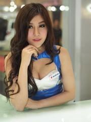 Pretty @ Bangkok Auto Salon-16