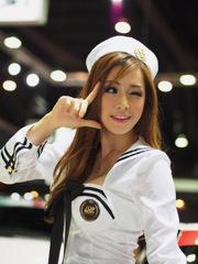 Pretty @ Bangkok Auto Salon-13