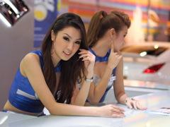 Pretty @ Bangkok Auto Salon-10