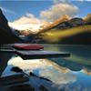 モレーン湖
