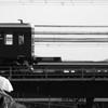 阪急電車と傘