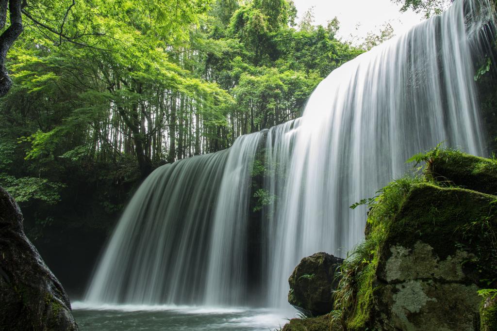 鍋ヶ滝(なべがたき)