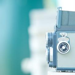 NIKON NIKON D700で撮影したインテリア・オブジェクト(横顔)の写真(画像)