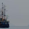 海賊船が現れた!