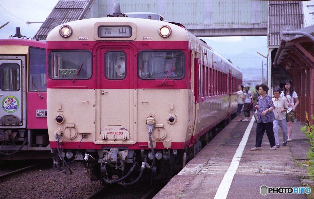 高山本線キハ28