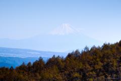 富士山、遠い、、、