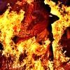 二口熊野神社火渡り神事