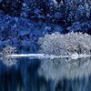 静寂の庄川