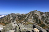 立山と剱岳
