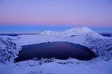 夜明けのミクリガ池