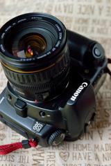 EOS20DとEF24-85mm