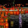2013.8.6 広島平和燈籠流し