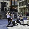 「マルクト広場の音楽家」ヴェルニゲローデ