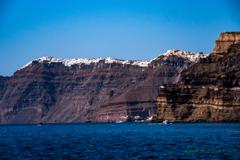 奇跡の島 〜サントリーニ島〜