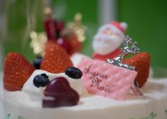Christmas cake..♪