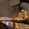 彩る流れ - 北上川