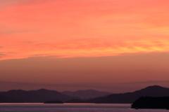 オレンジの夜明け(2)  180819-016