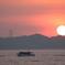 因島大橋と日の出(2) 180115-(423)