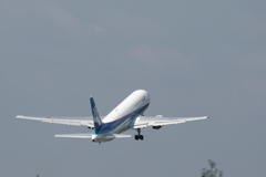 ANA take off  180918-394