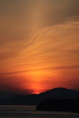 瀬戸内の夜明け(3) 180511-346