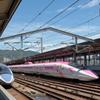 ハローキティ新幹線(10)  180705-839