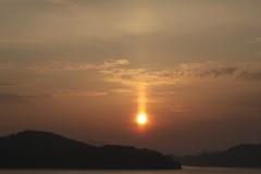 太陽柱(1) 180327-690