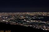 大阪方面夜景